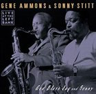 GENE AMMONS God Bless Jug and Sonny (with Sonny Stitt) album cover