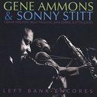 GENE AMMONS Left Bank Encores album cover