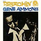 GENE AMMONS Preachin' album cover