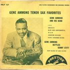 GENE AMMONS Tenor Sax Favorites: Volume Two album cover