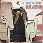 GENE AMMONS The Boss Is Back! album cover