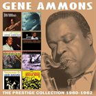 GENE AMMONS The Prestige Collection: 1960-1962 album cover
