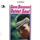 GENE AMMONS Velvet Soul album cover
