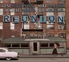GENE BERTONCINI Reunion album cover