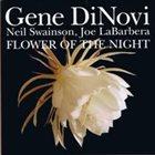 GENE DINOVI Flower Of The Night album cover
