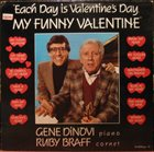 GENE DINOVI Gene Dinovi / Ruby Braff : My Funny Valentine album cover