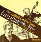 GENE DINOVI Live at the Montreal Bistro album cover