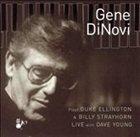 GENE DINOVI Plays Duke Ellington and Billy Strayhorn Live album cover