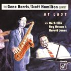 GENE HARRIS At Last album cover