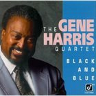 GENE HARRIS Black and Blue album cover
