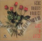 GENE HARRIS Like a Lover album cover