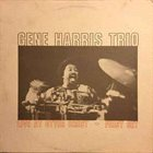 GENE HARRIS Live at Otter Crest - First Set album cover