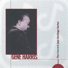 GENE HARRIS The Concord Jazz Heritage Series album cover
