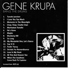GENE KRUPA Bang The Drums album cover