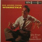 GENE KRUPA Big Noise From Winnetka - Gene Krupa At The London House album cover