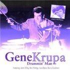 GENE KRUPA Drummin' Man album cover