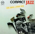 GENE KRUPA Gene Krupa & Buddy Rich (Compact Jazz) album cover