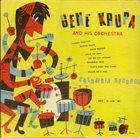 GENE KRUPA Gene Krupa And His Orchestra album cover