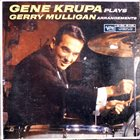 GENE KRUPA Gene Krupa Plays Gerry Mulligan Arrangements album cover