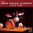 GENE KRUPA Gene Krupa Quartet Live 1966 album cover