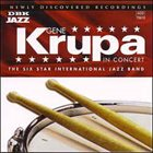 GENE KRUPA In Concert album cover