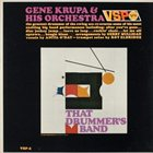 GENE KRUPA That Drummer's Band album cover