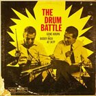 GENE KRUPA The Drum Battle At JATP album cover