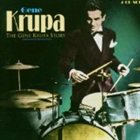 GENE KRUPA The Gene Krupa Story album cover