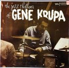 GENE KRUPA The Jazz Rhythms Of Gene Krupa album cover