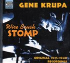 GENE KRUPA Wire Brush Stomp album cover