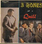 GENE QUILL Three Bones and a Quill album cover