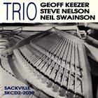 GEOFF KEEZER Trio album cover