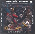 GEORG GRÄWE Georg Gräwe Quartett : Part One album cover