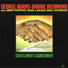 GEORGE ADAMS Gentleman's Agreement album cover