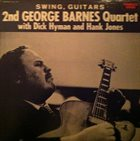 GEORGE BARNES George Barnes Swing Guitars album cover