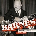 GEORGE BARNES Restless Guitar (1952-1962) album cover