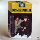 GEORGE BENSON Benson & Farrell album cover
