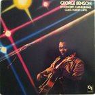 GEORGE BENSON In Concert - Carnegie Hall album cover