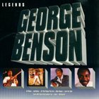 GEORGE BENSON Legends album cover