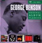 GEORGE BENSON Original Album Classics album cover