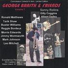 GEORGE BRAITH George Braith & Friends , Volume 1 album cover