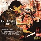 GEORGE CABLES Morning Song album cover