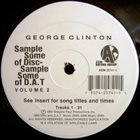 GEORGE CLINTON Sample Some Of Disc - Sample Some Of D.A.T. Volume 2 album cover