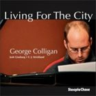 GEORGE COLLIGAN Living for the City album cover