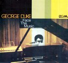 GEORGE DUKE Face the Music album cover