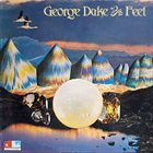 GEORGE DUKE Feel album cover