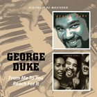 GEORGE DUKE From Me To You/Reach For It album cover