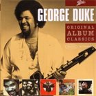 GEORGE DUKE Original Album Classics album cover