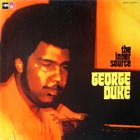 GEORGE DUKE The Inner Source album cover