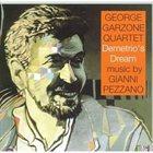GEORGE GARZONE Demetrio's Dream album cover